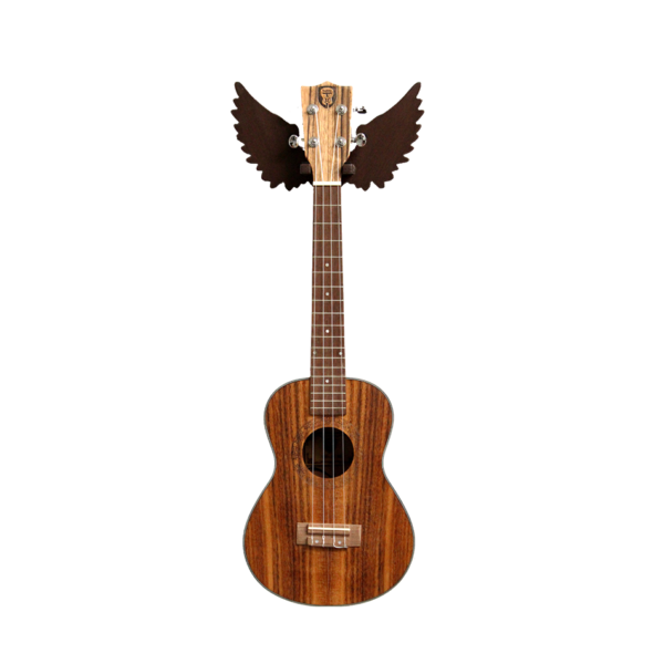 Ukelele Wall Hanger - Wings