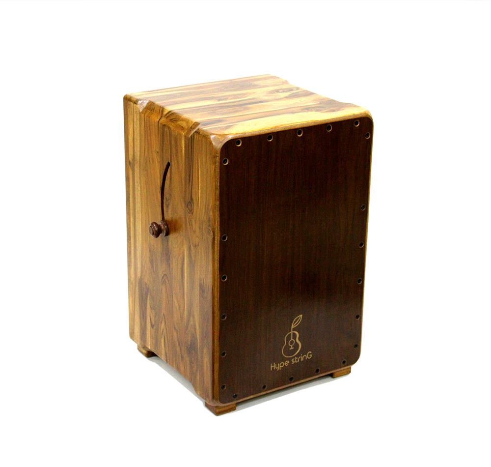 Cajon Solid Wood Adjustable Snare CT700 AS