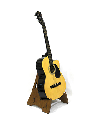 Guitar Wall Hangers and Stands